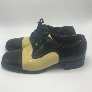 Vintage Regal Saddle Shoes 9.5 Mens
